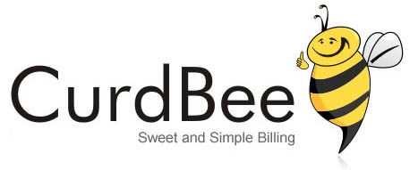 CurdBee online invoicing - logo