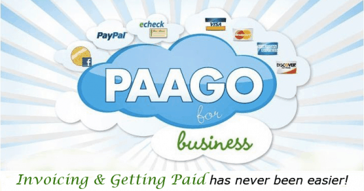 Invoicing with Paago